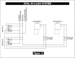 arb air locker wiring diagram arb image wiring diagram arb compressor not coming on archive classicbroncos com forums on arb air locker wiring diagram