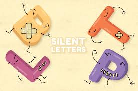 Les Lettres Muettes à Connaître En Anglais