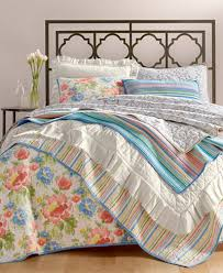 Quilts and Bedspreads - Macy's & Martha Stewart Collection Tropicalia Quilt and Sham Collection, Created for  Macy's Adamdwight.com