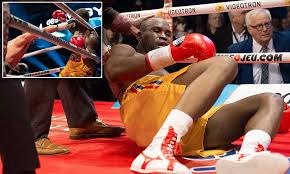 canadian boxer adonis stevenson is in a critical condition after defeat daily mail