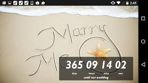 wedding countdown widget android apps on google play Wedding Countdown Photos wedding countdown widget screenshot wedding countdown images