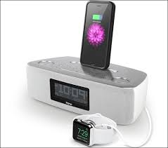 speakers for iphone. ihome idl44 iphone 7 plus docking station with speakers for iphone