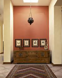 office foyer designs. View In Gallery Entry With An Accent Wall Via Lonny Office Foyer Designs