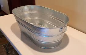 behrens 3 ov 16 gallon oval steel tub review