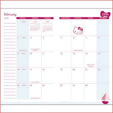 Calendar Blank 2015 7 Best Images Of Sanrio Printable Calendar Blank 2015 Hello