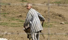 boy in striped pyjamas life of shmuel s side of the fence   static guim co uk sys images