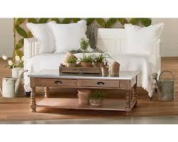 amazing primitive zinc top coffee table 2020101i magnolia home joanna inside zinc top coffee table popular