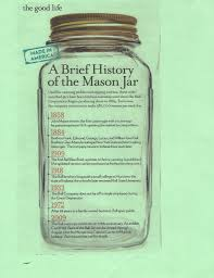 Decorative Mason Jars For Sale History Of The Ball Jar The Contribution Of The Five Ball 90