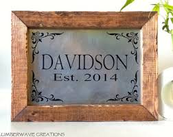 Small Picture Custom metal sign Etsy