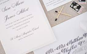 wedding invitation etiquette how to