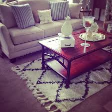 Shaggy Rugs For Living Room Living Room Design White L Shaped Couch And Shag Rug Living Room