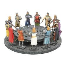knights of the round table historical religious giftware