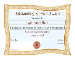 Sample Appreciation Certificates Templates Simple Thank You ...