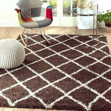 round throw rug target supreme diamond brown white area rugs heated black and beige