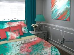 peach and teal bedding teal gray aqua c duvet cover queen king full twin peach colored baby bedding peach and aqua baby bedding