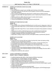 10 Cover Letter Hospitality Template Proposal Sample