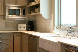 tan painted kitchen cabinets. Gwyneth Paltrow\u0027s Kitchen, Cabinets Painted In Galveston Gray By Benjamin Moore, Look At Those Door Locks! And Mirror The Top Of Backsplash! Tan Kitchen A