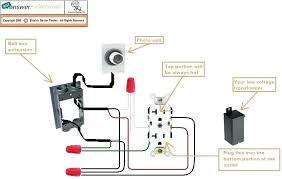 lighting photocell democraciaejustica photocell socket wiring diagram schematic symbols diagram