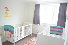 Both Children Have White Cot Beds And Cora Has A New NaturalStart Mattress  From Harrison Spinks Which Combines Hundreds Of Baby Springs With Luxurious  ...