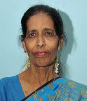 Hilda D'Silva (58), Shirva / Kuwait
