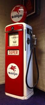 gilbarco gas pump. vintage gas pump - gilbarco \