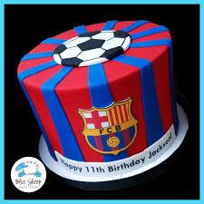 fcb soccer birthday cake nj v=