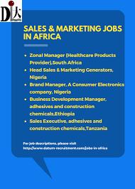 Jobs In Ethiopia | Datum-Recruitment.com