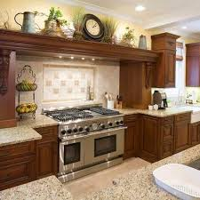 Mediterranean Style Kitchens Idea