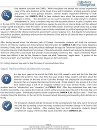 Cold War Lesson 5 The End Of The Cold War Pdf Free Download