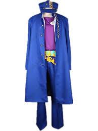 Procosplay Size Chart Jojos Bizarre Adventure Jotaro Kujo Cosplay Costume Buy