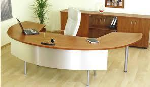 curved office desks. Office:Creative Office Desk Design Idea Amusing Curved Desks For Home Furniture I