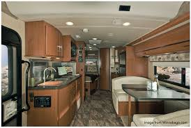 Incredible interior design ideas for your rv camper Modern Viewprofileinterior Camper Report The Best Small Rvs Living Large In Small Space