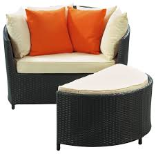 outdoor chair with ottoman. Image Of: Outdoor Chair With Ottoman