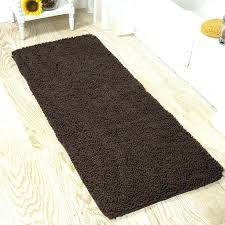 bath rug large brown chocolate bathroom mat memory foam x reversible rugs contour black reversible bath rug