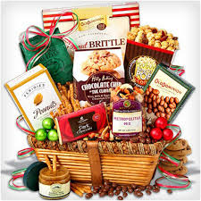 xmas gift baskets. Interesting Xmas Classic Christmas Gift Basket Throughout Xmas Baskets I