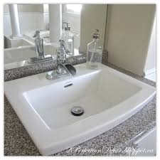 Old Bathroom Sink 2perfection Decor Updating Old Bathroom Sinks While Re Using