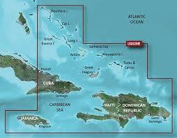 Bluechart G2 Vision Microsd Sd Card Vus029r Southern Bahamas