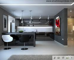 living room office combination. Kitchen Studio And Dining Room Design All In One Living Office Combination A