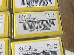 10 new limitron bussman kts 20 fuses 600v 20a fast acting fuse box of 10 cooper bussman ktk 2 buss 2 amp fuse ktk 2 600 v