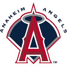 Anaheim Angels Primary Logo | Sports Logo History