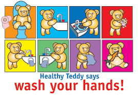kids washing hands poster. Perfect Kids HEALTHY TEDDY WASH YOUR HANDS POSTCARD PACK  Postcards Intended Kids Washing Hands Poster T