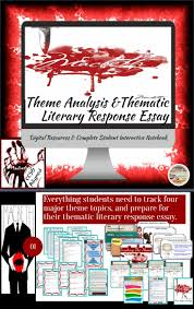 top ideas about thematic analysis annotating shakespeare s macbeth theme analysis and theme literary response essay