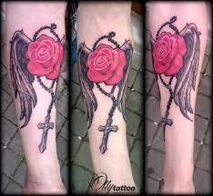 Tetování Růženec Tetování Tattoo