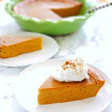 pumpkin impossible pie shockingly