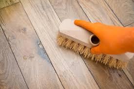 Homemade Floor Wax Remover
