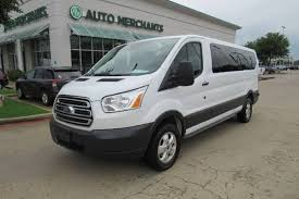 Used Ford Transit Wagon for Sale in Dallas, TX | Edmunds