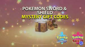 Pokémon Sword And Shield Codes: Updated List Of Mystery Gift Codes