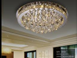newly crystal d800mm led ceiling lamp hot crystal modern led ceiling lights for living room bedroom home fixture free shipping ceiling lighting fixtures home office