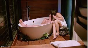 Taking Their Relationship To The Next Level: After A Romantic Day Out In  Melbourne,