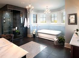 bathroom chandelier lighting ideas gorgeous bathroom crystal chandeliers home design lover with regard to new household